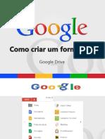 Criar Um Formulario No Google