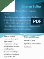 Kitaran Sulfur