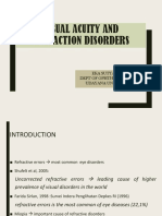 Refractive Disorder