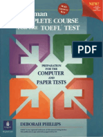 LONGMAN 2011 Complete.course.for.the.toefL.test Preparation.for.the.computer.and.Paper.tests