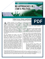 Issues and Approaches in Pakistan Politics