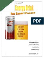 Smart Energy Drink