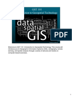 1-What Are Geographic Information Systems