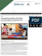 Las guarderías públicas de las Islas carecen de plan de autoprotección | Diario de Avisos