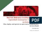 Cl Openshift Enterprise 3 Architecture Guide