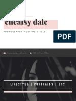 Chealsy Dale Portfolio