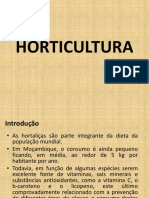 Treinamento Em Horticolas