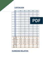 Analisis de Saltos y Tendencias - Alto Pampas