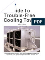 Trouble Free Operation of Cooling Towers Guide