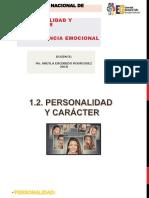 Semana 3 Personalidad & Inteligencia Emocional