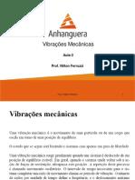 Aula-3 vibrações mecanicas