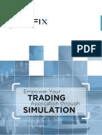 Empower Your Trading Application Through Phifix Simulation | PhiFIX Stimulator
