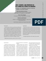 David Moscoso y Víctor Delgado - Globalización y Deporte. Una Propuesta de Investigación a Través Del Fútbol en Canarias