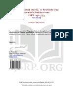 IJSRP Certificate P585864