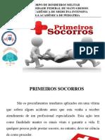 Primeiros Socorros em Crianças - Mateus e Bruna.pptx