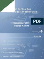 ANBID -¦-¶ Ricardo Nardini - Fundos de Invetimentos
