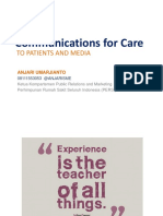 Communications for Care