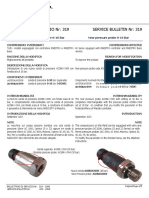 319 New Maestro Pressure Probe 16 Bar