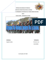 Organo de Defensa Integral