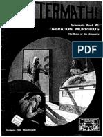 Aftermath - A1 - Operation Morpheus.pdf