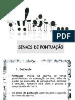 Pontuaçao Slide