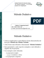 9_ Metodo dedutivo