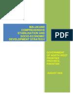 Malakand Comprehensive Strategy - NWFP