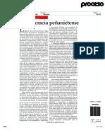 Cleptocracia y Corrupcion en Argentina. Los Ultimos Anos