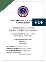 Portafolio de Informática, Andres Moreno.