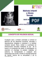 Maltrato Infantil y Abuso Sexual