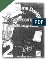 Video Game Design Composition Software Design Guide