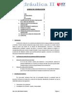 55239266 Lineas de Conduccion Informe