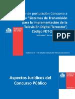 Sistemas Transmisión Implementación TDT