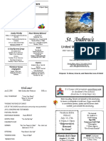 St Andrews Bulletin 072218