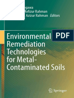 Hiroshi Hasegawa, Ismail Md. Mofizur Rahman, Mohammad Azizur Rahman (Eds.)-Environmental Remediation Technologies for Metal-Contaminated Soils-Springer Japan (2016)