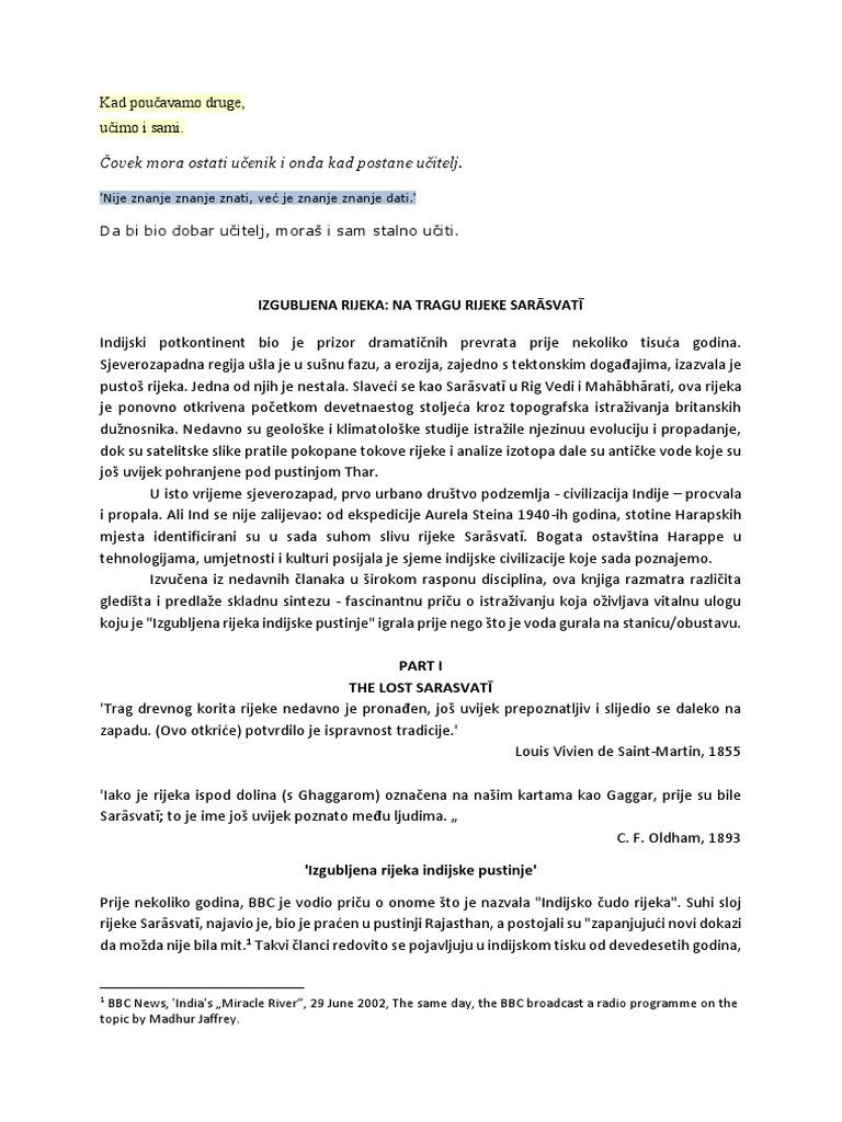 stranica za upoznavanje s knjigovodstvom