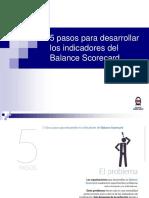 5  pasos BSC