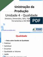 QUALIDADE (AP1)