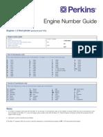 Perkins Engine # Guide