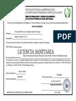 Ministerio de Salud Publica y Asistencia Social