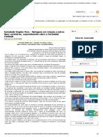 Sociedade Simples Pura - Vantagens Em Relação a Outros Tipos Societários, Especialmente Sobre a Sociedade Limitada - Colégio Notarial Do Brasil