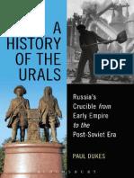 [Dukes, Paul] a History of the Urals Russia's Cru(B-ok.xyz)