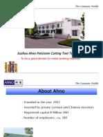 AHNO Profile.ppt