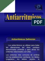 7 ANTIARRITMICOS