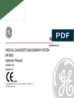 User Manual Xr 6000