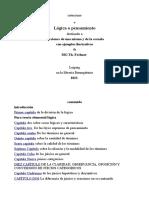 Catecismo o Lógica o Pensamiento-castellano-Gustav Theodor Fechner