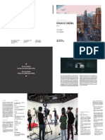 Brochure Informativo SPAIN is CINEMA Octubre 2018