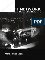 Don't Network. The Avant Garde after Networks