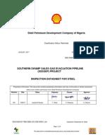 SSG NG01017365 GEN CS 2180 00001_D01_Inspection Datasheet for Steel