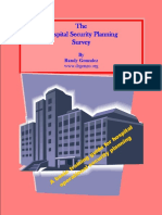 The Hospital Security Planning Survey Manual